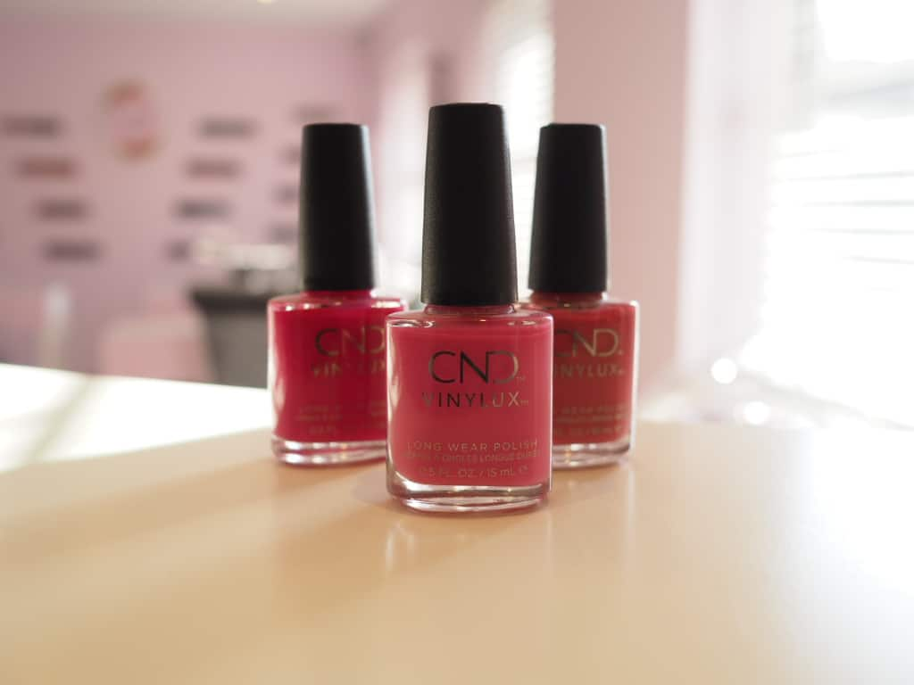 CND Vinylux - The Nail Rooms